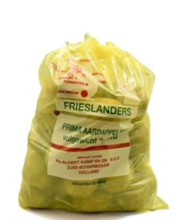 Fred Dalhuisen - Aardappelen Frieslanders - nieuwe oogst