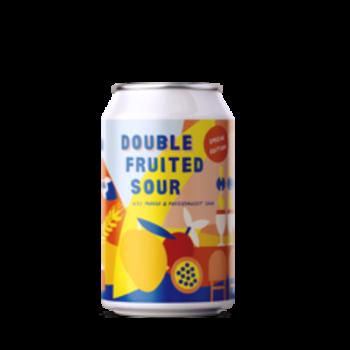 Brouwerij Eleven - Double Fruited Sour - Sour met mango en passievrucht
