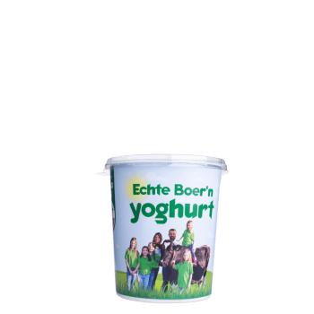 Hallo Koe - Boer´n Yoghurt