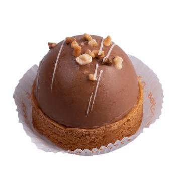 Remko's brood & taartjes - Hazelnoot bombe
