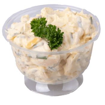 Vishandel Volendam Leidsche Rijn - Gerookte zalm-ei salade