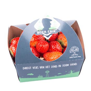 Boer Erik - Hollandse aardbeien