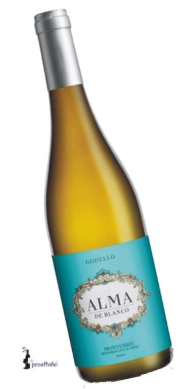 Wijnwinkel De Proeftafel - Monterrei Godello – Alma de Blanca