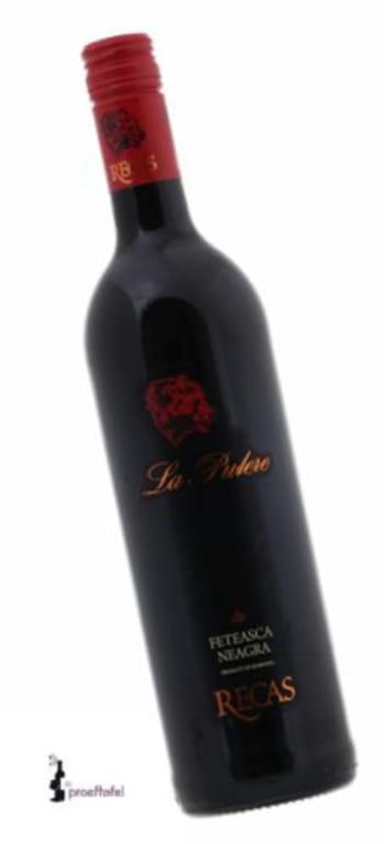 Wijnwinkel De Proeftafel - Recas Feteasca Neagra Reserve – Solevari