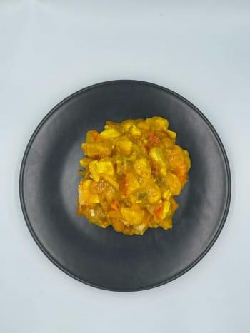 Poelier Van Leeuwen - Kip in oosterse kerrie saus