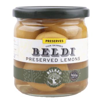 Tutti a Tavola - Belazu Beldi Preserved Lemons