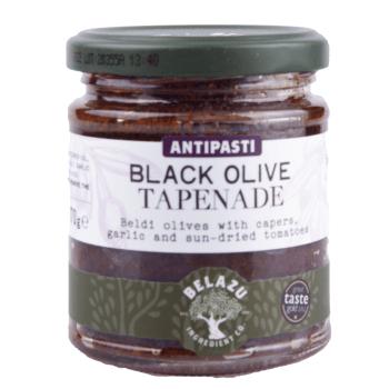 Tutti a Tavola - Belazu Black Olive Tapenade