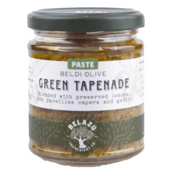 Tutti a Tavola - Belazu Green Olive Tapenade