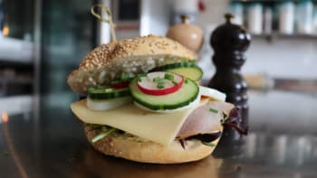Buitenhorst Vers & Smakelijk - Broodje gezond