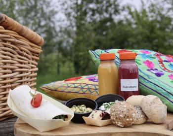 Buitenhorst Vers & Smakelijk - Picknick luxe