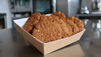 Buitenhorst Vers & Smakelijk - Pindakaas koekjes