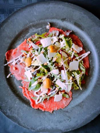 Buitenhorst Vers & Smakelijk - Salade carpaccio