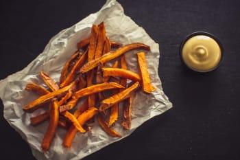 De Patatgeneratie - Voorgebakken Zoete Aardappel Friet