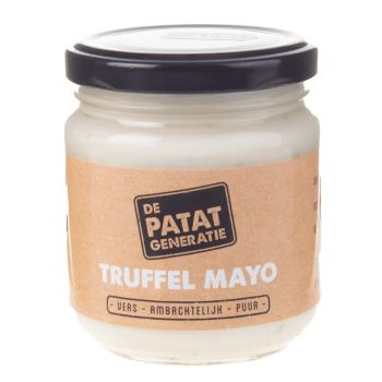 De Patatgeneratie Truffel Mayonaise
