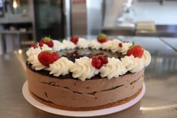 Buitenhorst Vers & Smakelijk - Chocolade taart
