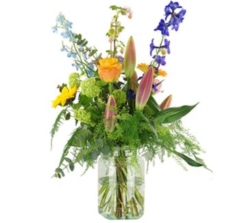 Bloemen aan de Vecht - Jaarrond Plukboeket