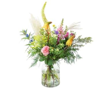 Bloemen aan de Vecht - Vrolijke beleving