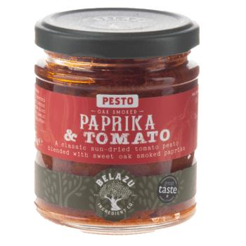 Tutti a Tavola - Belazu Paprika & Tomato Pesto