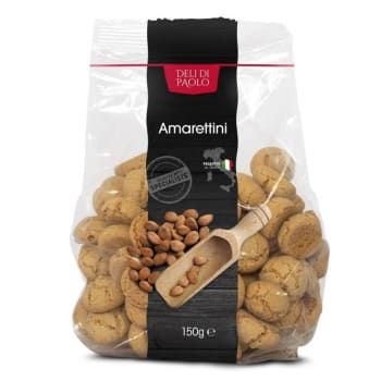 Deli Saison - Amarettini's