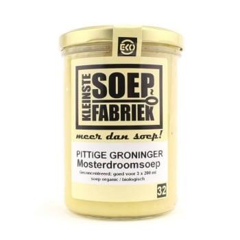 Deli Saison - Groninger mosterd soep