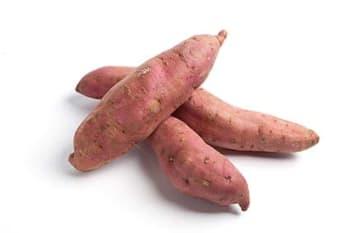 Landzicht Biologisch - Aardappel zoet oranje