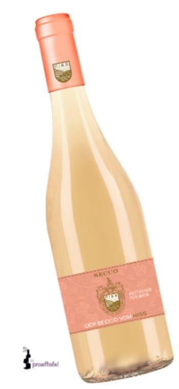 Wijnwinkel De Proeftafel - Secco Deutscher Perlwein – Weingut Hiss