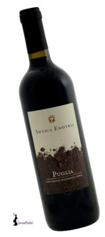 Wijnwinkel De Proeftafel - Puglia Rosso – Antica Enotria (bio)