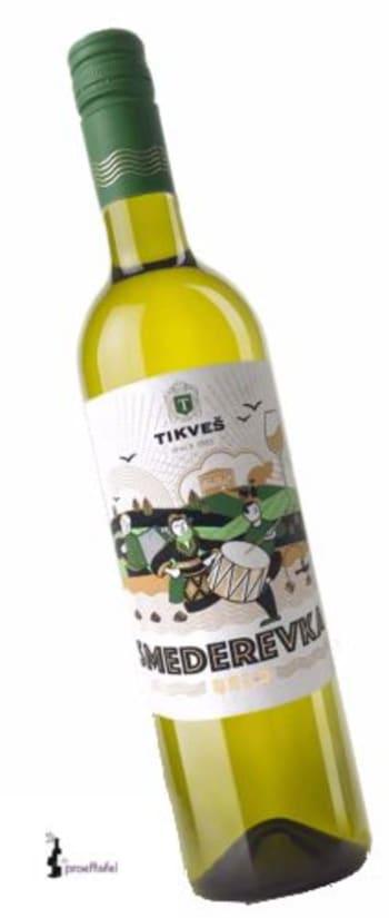 Wijnwinkel De Proeftafel - Smederevka – Tikves