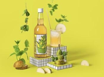 Proefland - (Bio)logische limonade siroop - Peer Bosmunt