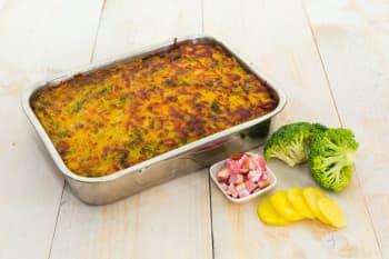 Deli Saison - Broccoli kip champignon overschotel