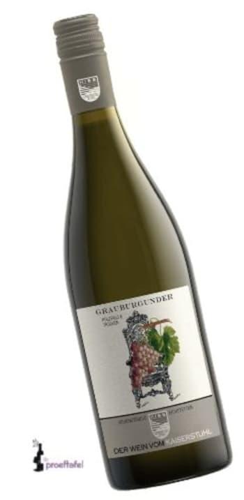 Wijnwinkel De Proeftafel - Baden Grauburgunder Holzfass 6 Trocken – Weingut Hiss