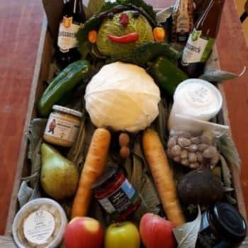 De Groene Schuur - Abraham van groente en fruit