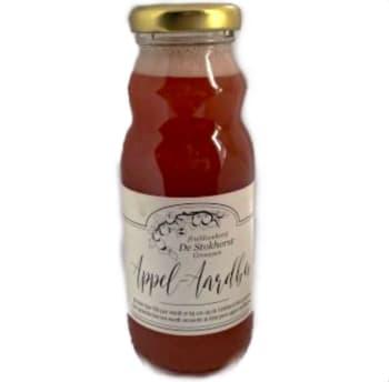 Fruitkwekerij De Stokhorst - Appel-Aardbei sap