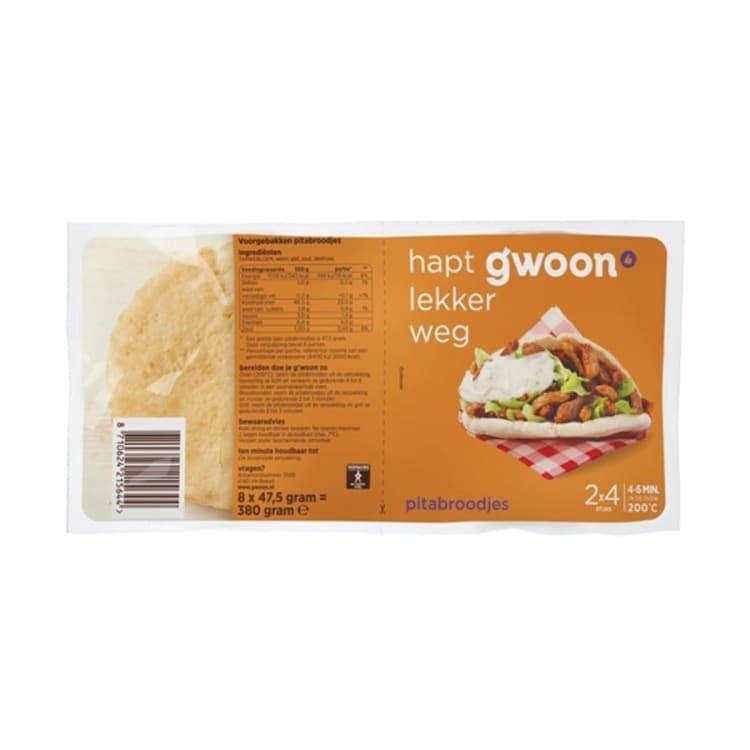 Versgrossier van Oosterom - G'woon pita shoarma broodjes