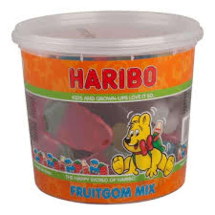 Versgrossier van Oosterom - Haribo fruitgom mix
