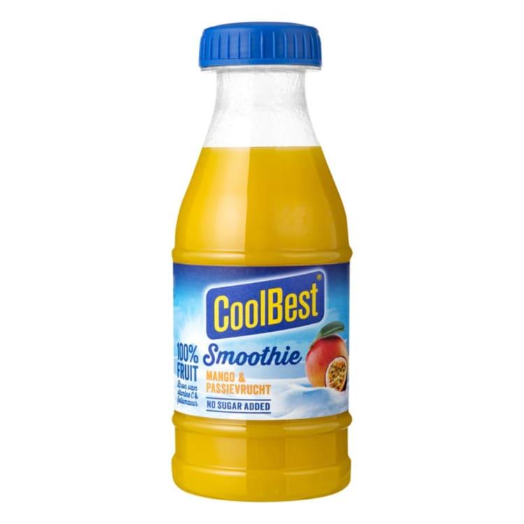 Versgrossier van Oosterom - Coolbest smoothie mango-passievrucht