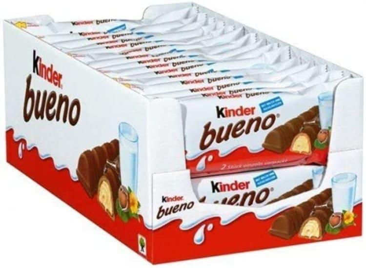 Versgrossier van Oosterom - Ferrero Bueno choco