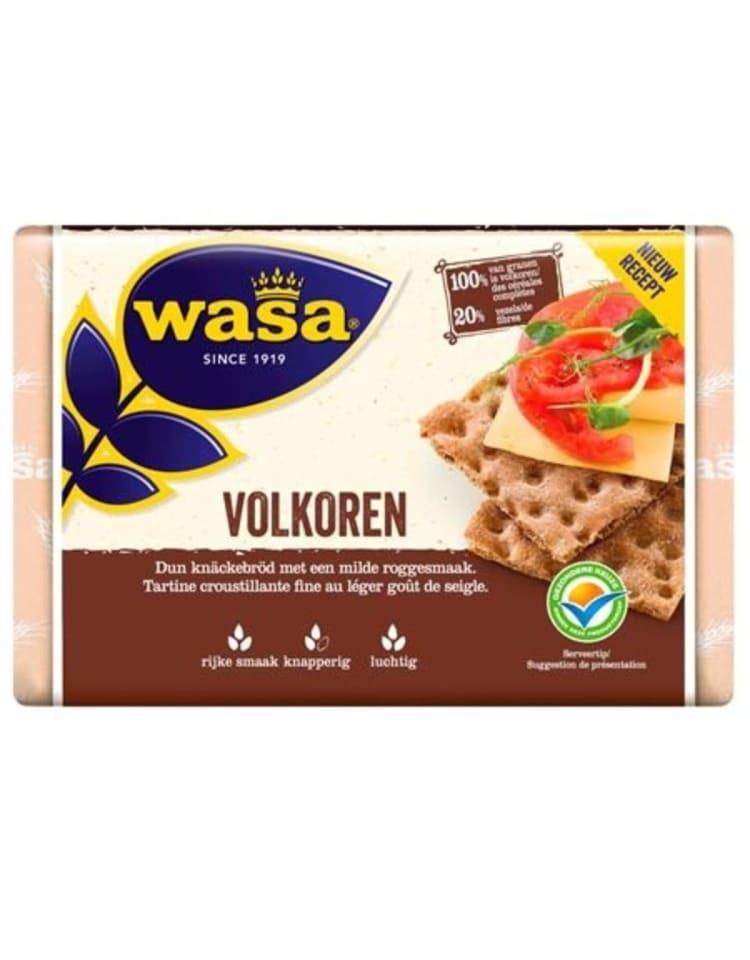 Versgrossier van Oosterom - Wasa Volkoren