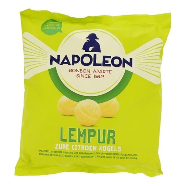 Versgrossier van Oosterom - Napoleon lempur citroen