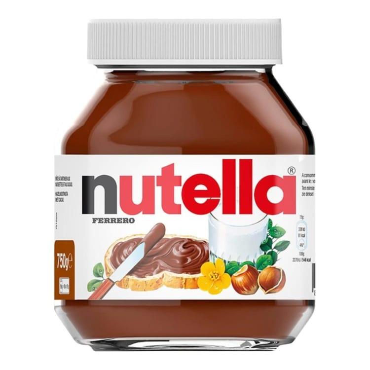 Versgrossier van Oosterom - Nutella