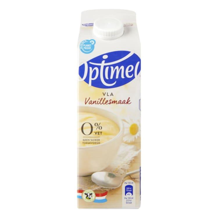 Versgrossier van Oosterom - Optimel vla vanille