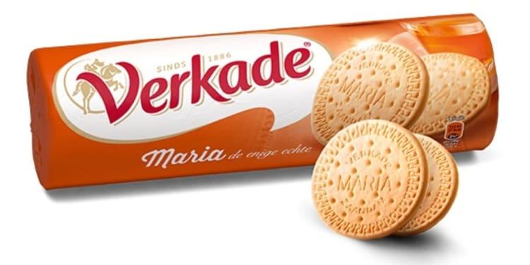 Versgrossier van Oosterom - Verkade Maria biscuit