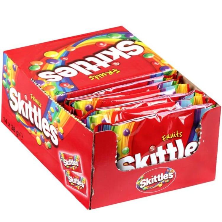 Versgrossier van Oosterom - Skittles fruit