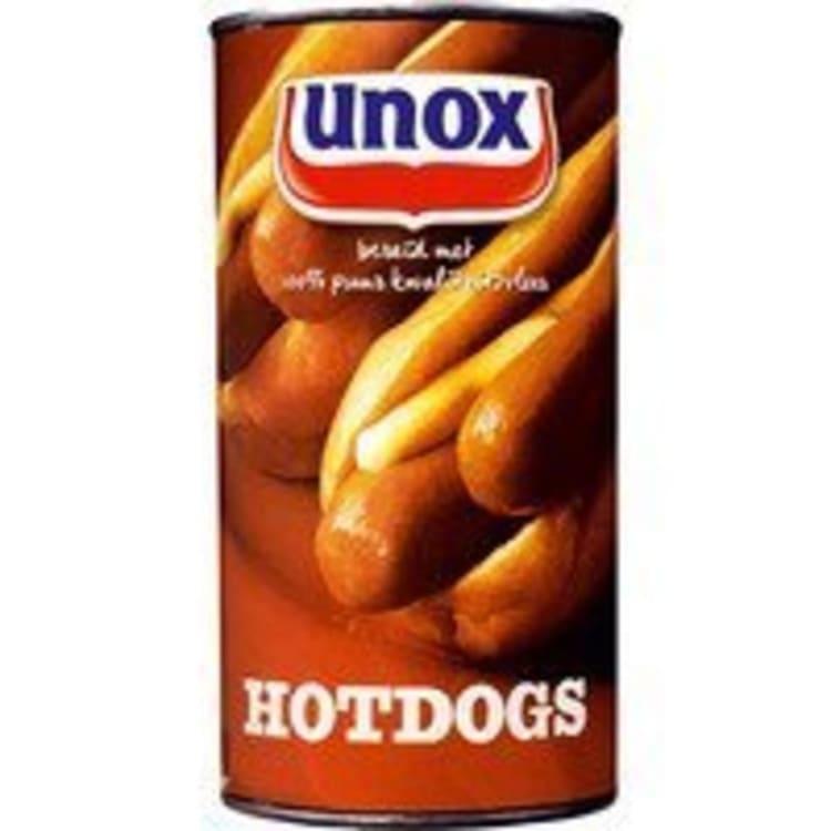 Versgrossier van Oosterom - Unox Hot dogs pot