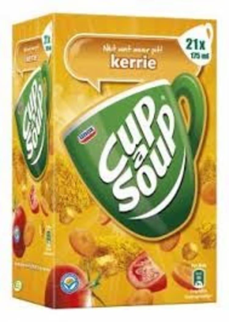 Versgrossier van Oosterom - Unox Cup-a-Soup kerrie