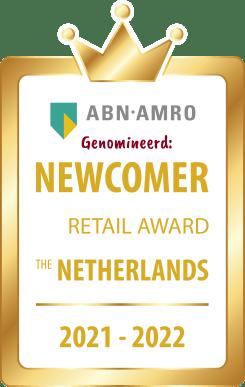 Genomineerd ABN Newcomer awards