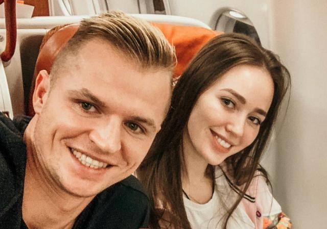 Как Дмитрий Тарасов поздравил Анастасию Костенко с днем рождения?