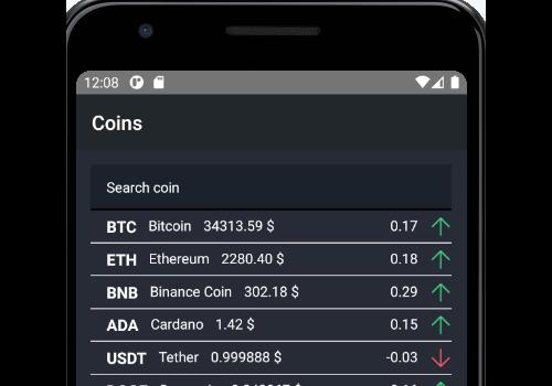 CryptoTraker