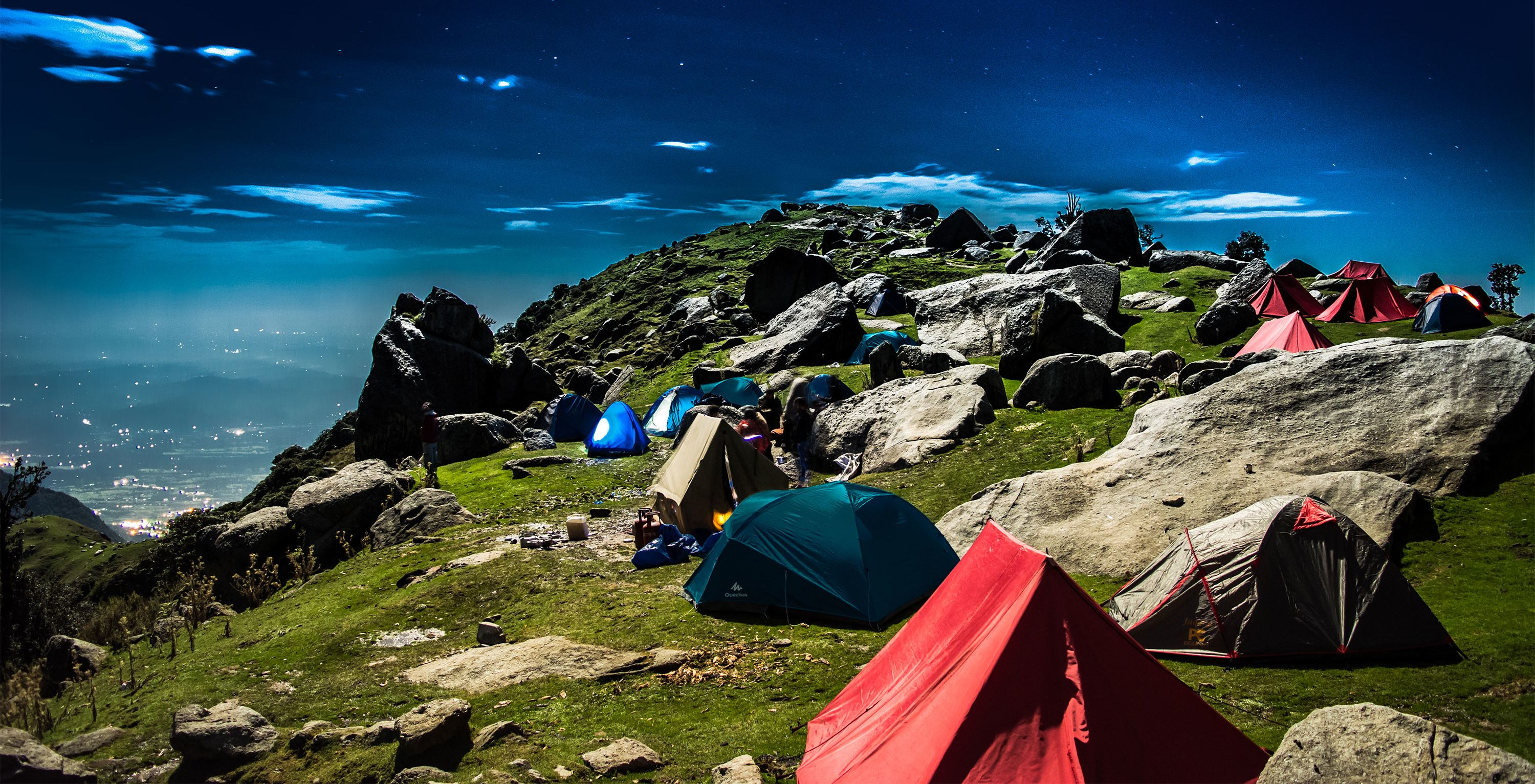 Triund Camping Package