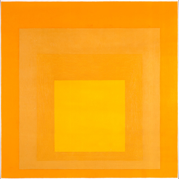 Fall Fragrance by Josef Albers